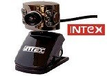 Intex Pc - Webcam Night Vision 600k (IT-305WC) At Rs. 399
