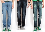 Lee, Wrangler, Roadster, Voi, Levis Jeans at Extra 30% OFF | Starts at Rs. 559 + Free Shipping