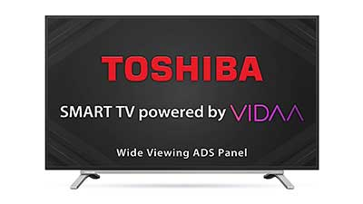 Toshiba 32 inches Vidaa OS ADS LED TV