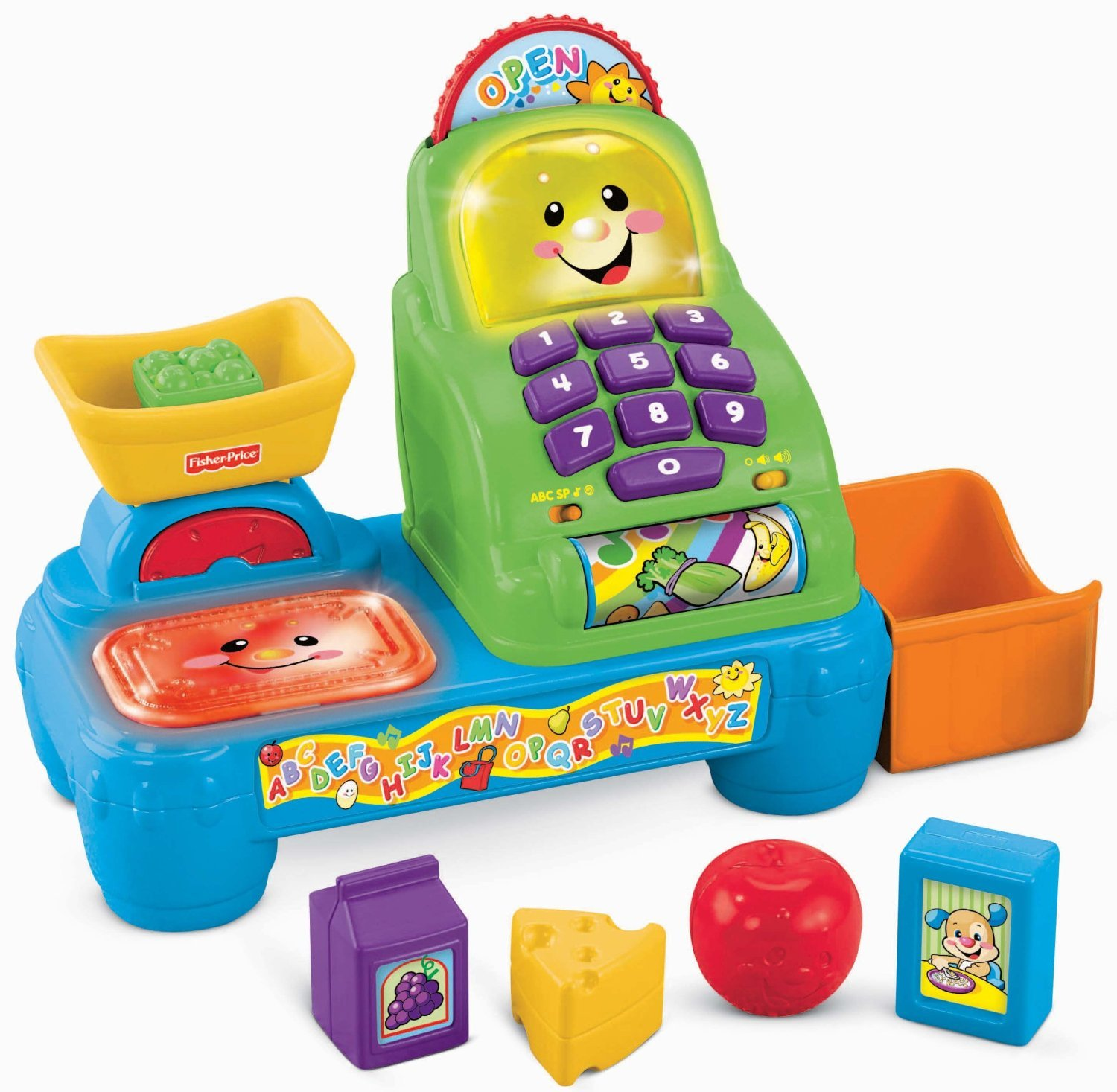 Toys For Babies : Fisher price laugh and learn magic scan market at rs