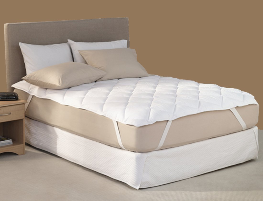 Mharo Rajasthan Water Resistant Double Bed Mattress Protector At