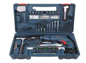 Bosch GSB 500W 500 RE Tool Set