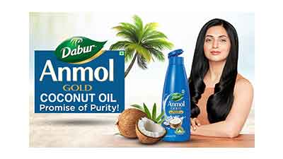 Anmol Gold Pure Coconut Oil