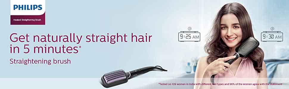 Haircare brush
