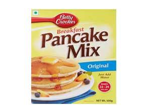 Betty Crocker Pancake Mix