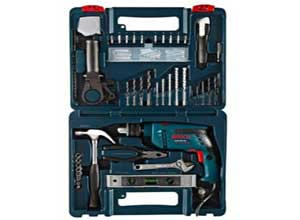 Bosch Home Tool GSB 600RE Expert Kit