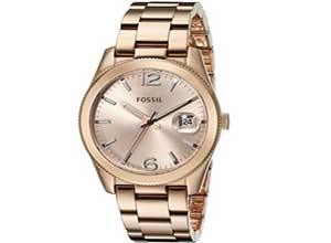 Fossil Perfect Bo Analog Pink Dial Women's Watch At Rs.6661