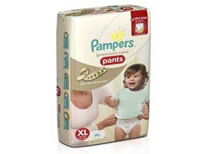 Pampers Premium Care Extra Large Size Diaper Pants