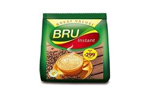 Bru Instant Coffee Refill 200g Pack