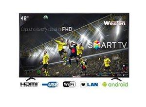 Weston WEL-5100 122 cm 48 Smart Full HD FHD LED Television