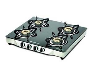 Bajaj CGX4 stainless Steel Cooktop
