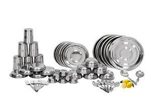 Scitek Quality Stainless Steel Dinner Set
