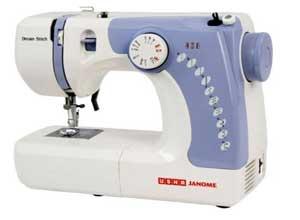 Usha Dream Stitch Sewing Machine