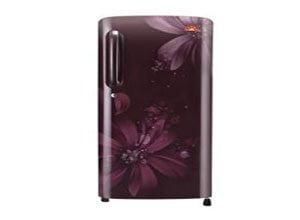 LG B201ASAN Direct-cool Single-door Refrigerator