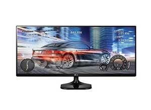 LG 25UM58 25-inch Ultra-Wide LED Monitor
