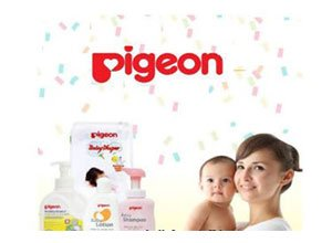 Pigeon Baby Care Products