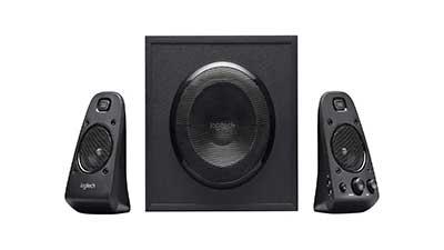 Logitech Z623 THX 2.1 Speaker with Subwoofer