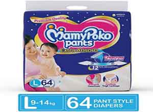 MamyPoko Pants Extra Absorb Diaper Large