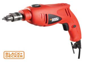 Black & Decker 500 Watt 10mm Impact Drill