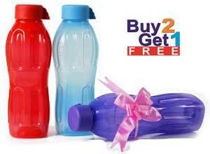 Signoraware Aqua Fresh Water Bottle Set