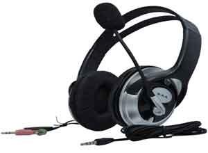 HP Headphone with Microphone