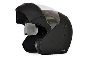 Vega Boolean Flip up Helmet with Double Visor