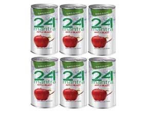 24 Mantra Organic Apple Blast, 250ml