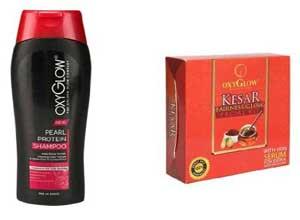 Oxyglow Kesar Fairness Glow Facial Kit