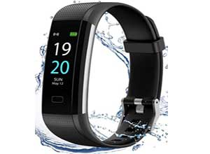 Smart Fitness Band, Activity Tracker, Step and Calorie Counter At Rs.1899