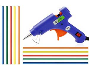 20W 20 WATT 7MM HOT MELT Glue Gun