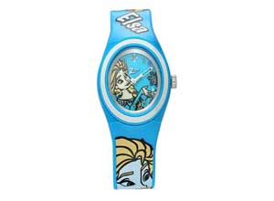 Zoop Frozen 2 Analog Blue Dial Girl's Watch At Rs.695