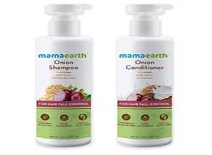 Mamaearth Onion Anti Hairfall Combo