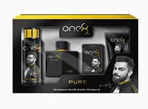One 8 by Virat Kohli PURE Fragrance Gift Set