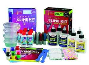 Ultimate Slime Making Kit for Kids Combo