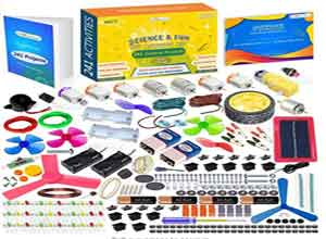 Kit 4 Curious Science Experiment