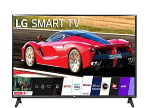 LG 32 inches HD Ready Smart LED TV