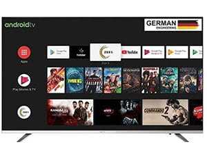 32 inches HD Android Smart LED TV
