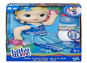 Baby Alive Shimmer n Splash MermaidBaby doll