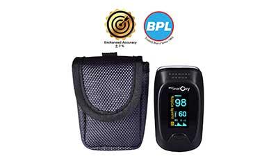 BPL Smart Oxy Finger Tip Pulse Oximeter