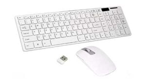 Wireless 2.4GHz Keyboard and Mouse