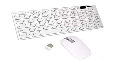 Wireless 2.4GHz Keyboard and Mouse Combo Kit