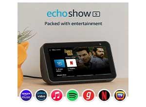 Echo Show 5 Smart speaker with Alexa