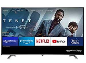 AmazonBasics 50 inch 4K Ultra HD Smart LED TV