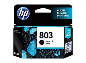 HP 803 Small Ink Cartridge