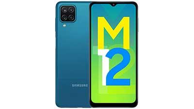 Samsung Galaxy M12 Blue 4GB RAM 64GB Storage