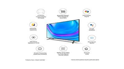 Mi 80 cm Horizon Edition Smart LED TV